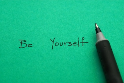 blog be yourself everyone else is taken