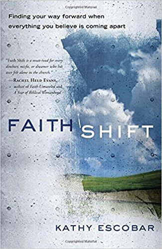 Faith Shift: Finding Your Way Forward When Everything You Believe is Coming Apart (convergent books, 2014) / Hope for spiritual refugees, church burnouts and freedom seekers, Faith Shift gives language to what many experience as their faith evolves. With an inviting blend of vulnerability and hope, it addresses the losses that come with spiritual shifts and offers tangible practices for rebuilding a free and authentic faith after it unravels.    Includes personal reflection and group discussion questions at the end of each chapter.